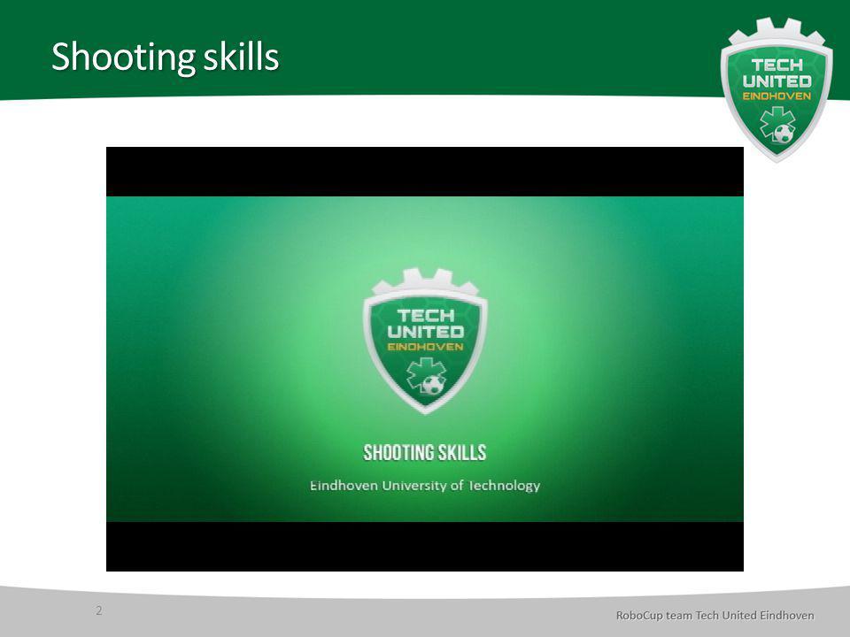 Shooting skills 2