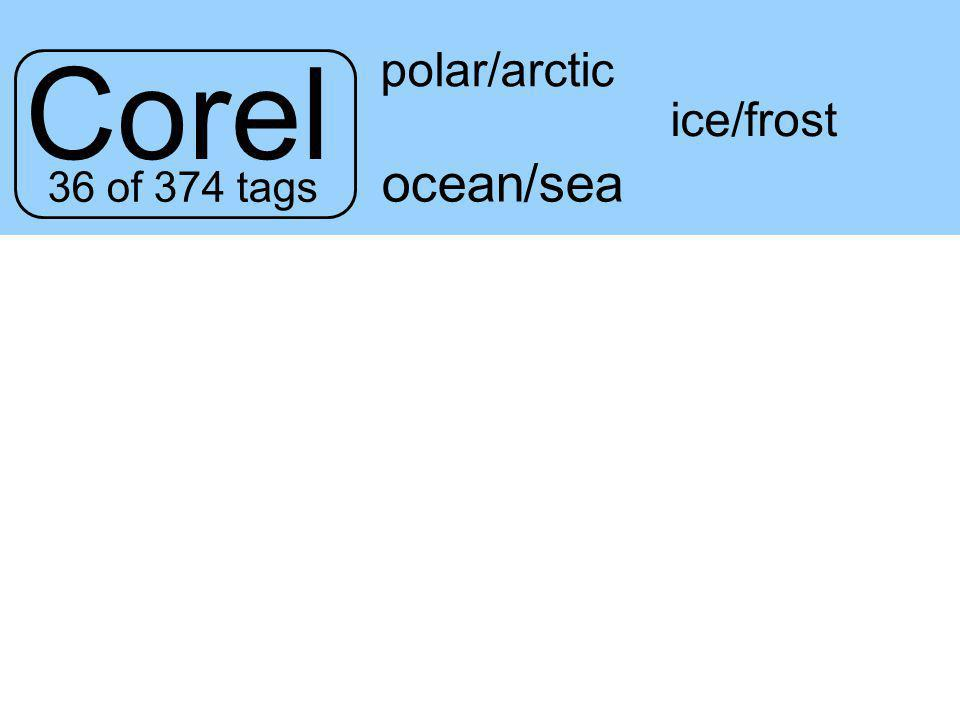 Corel polar/arctic ocean/sea 36 of 374 tags ice/frost