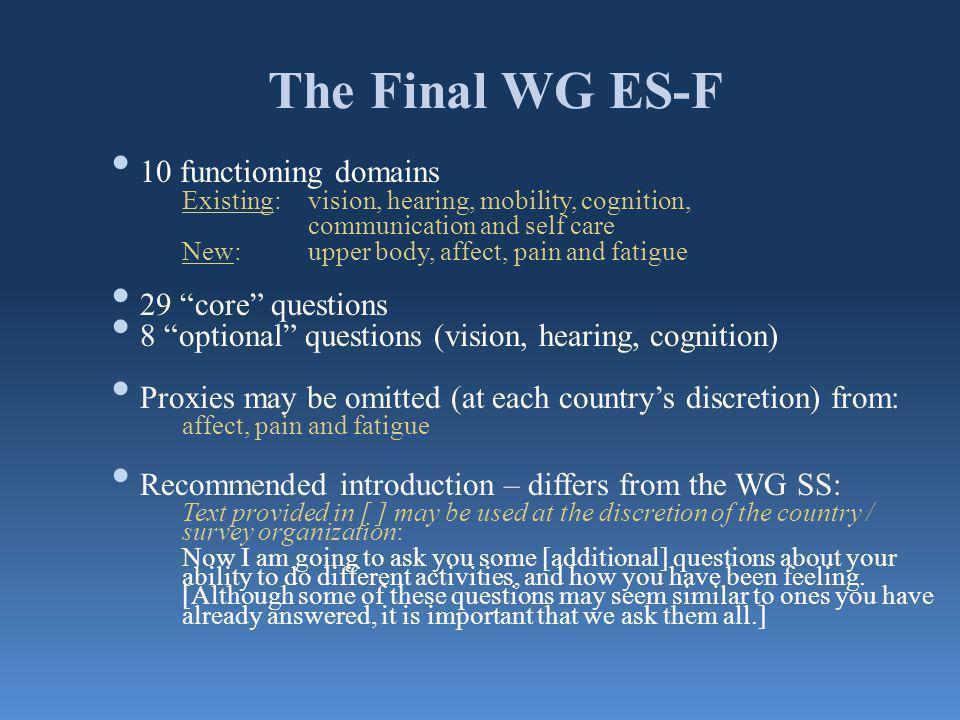 Vision VIS_1.Do you wear glasses. a) Yesb) No VIS_2.