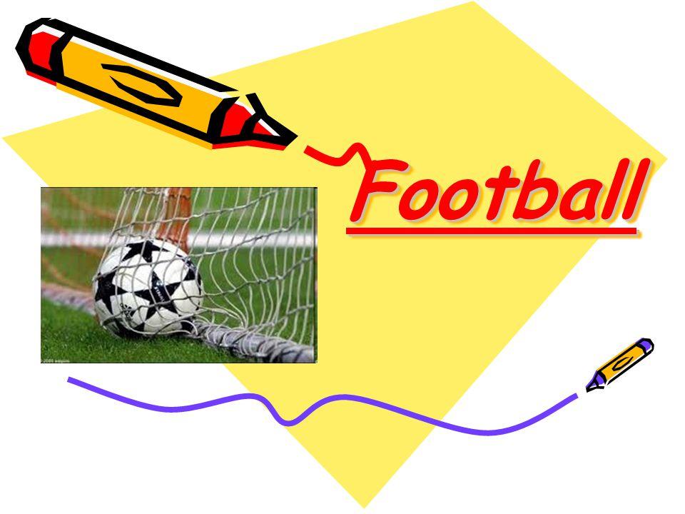 FootballFootball