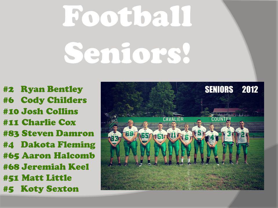 Football Seniors.