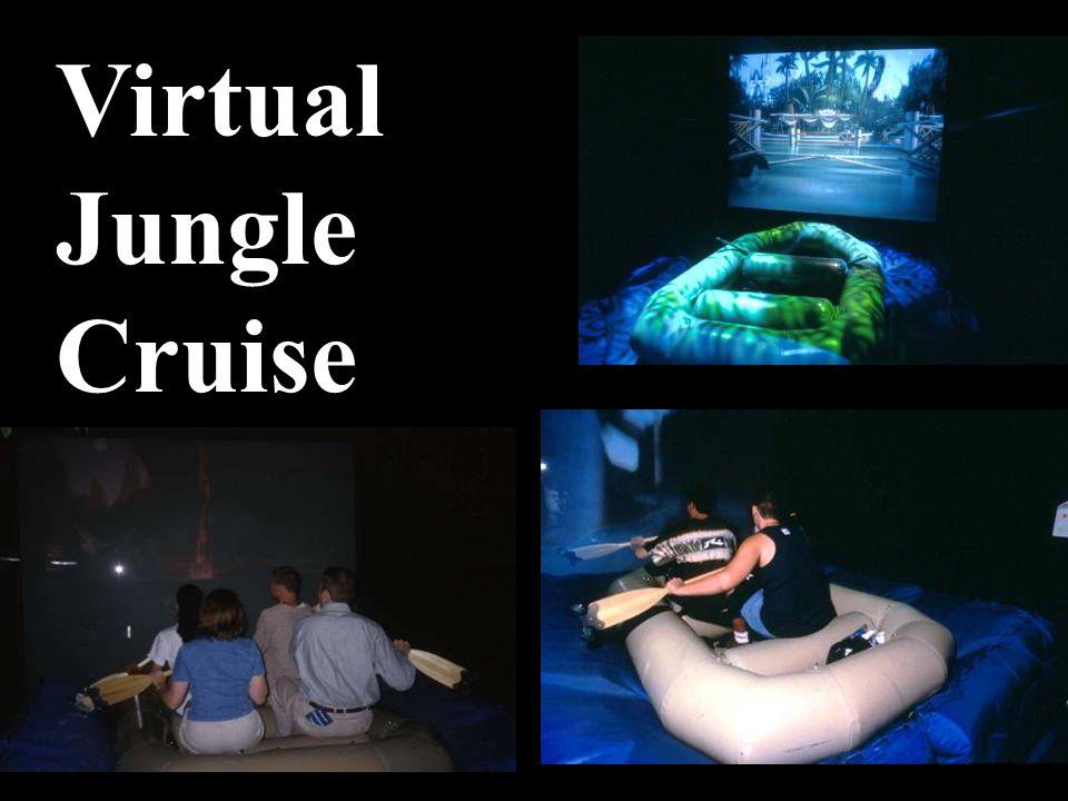 Virtual Jungle Cruise