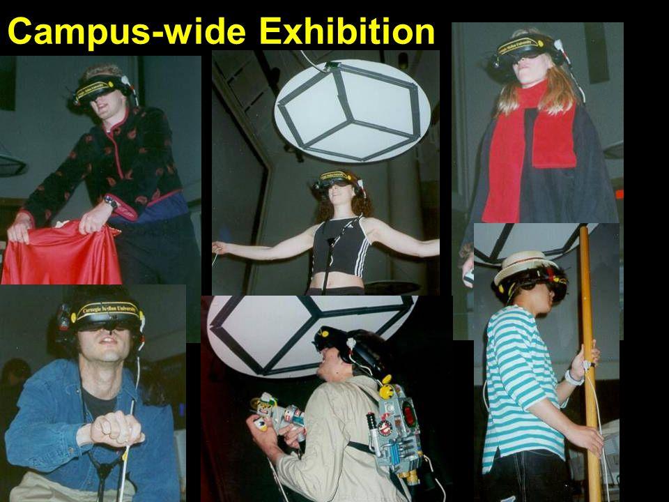 Campus-wide Exhibition