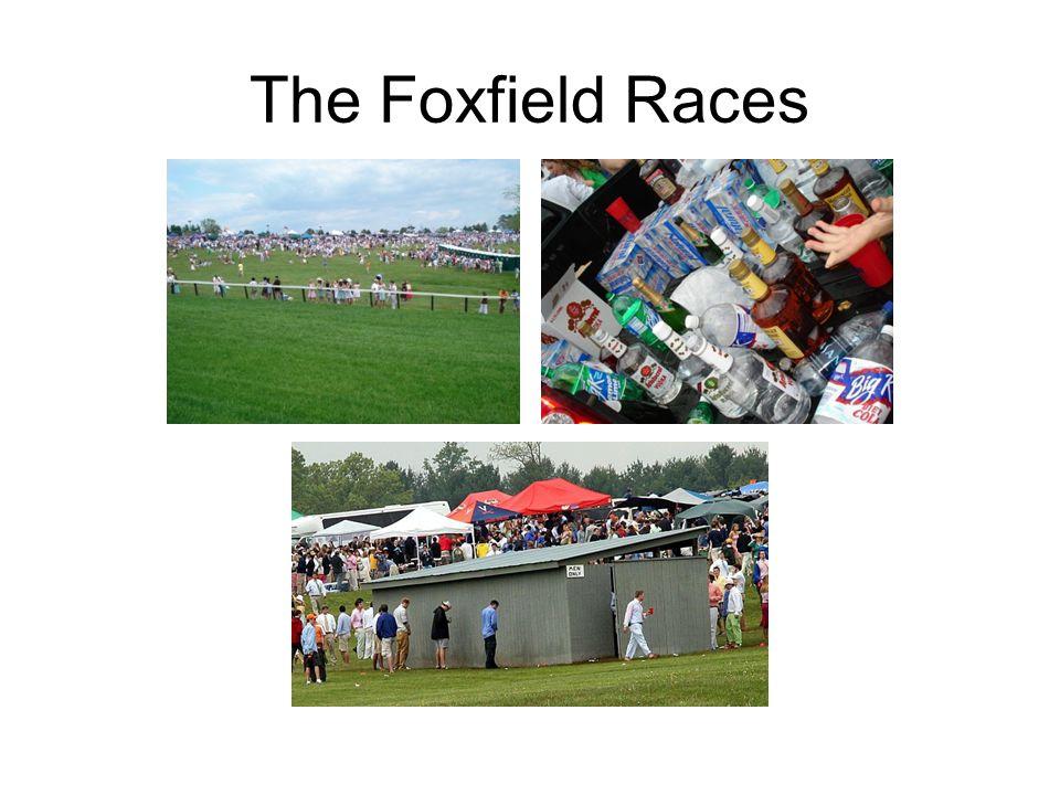 The Foxfield Races