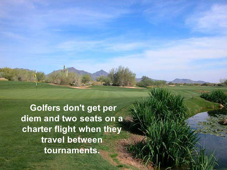 Golf doesn t change its rules to attract fans.