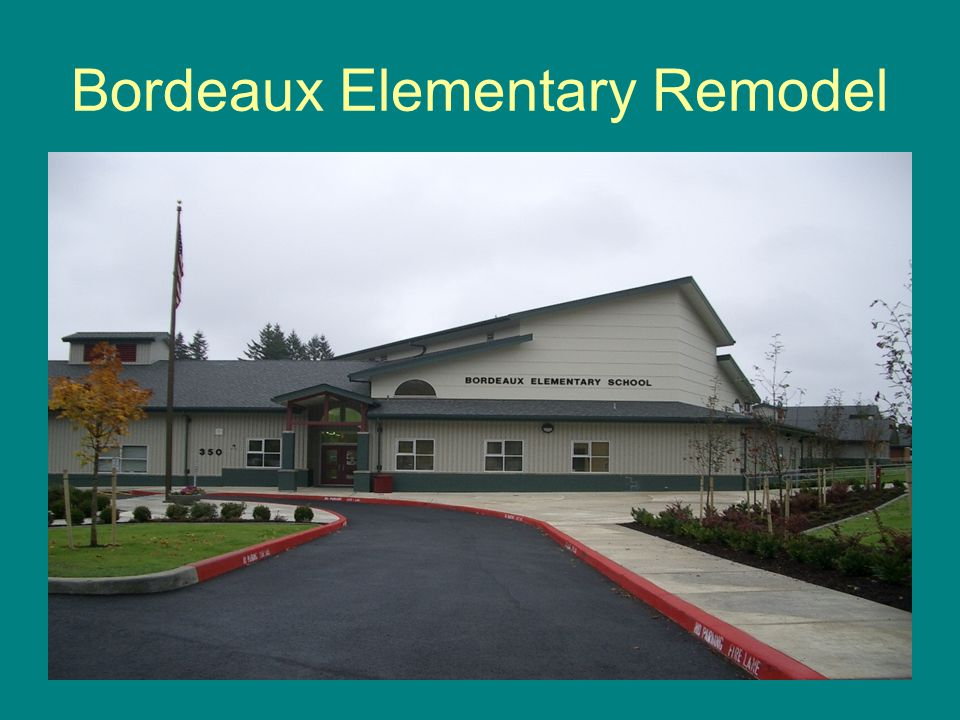 Bordeaux Elementary Remodel