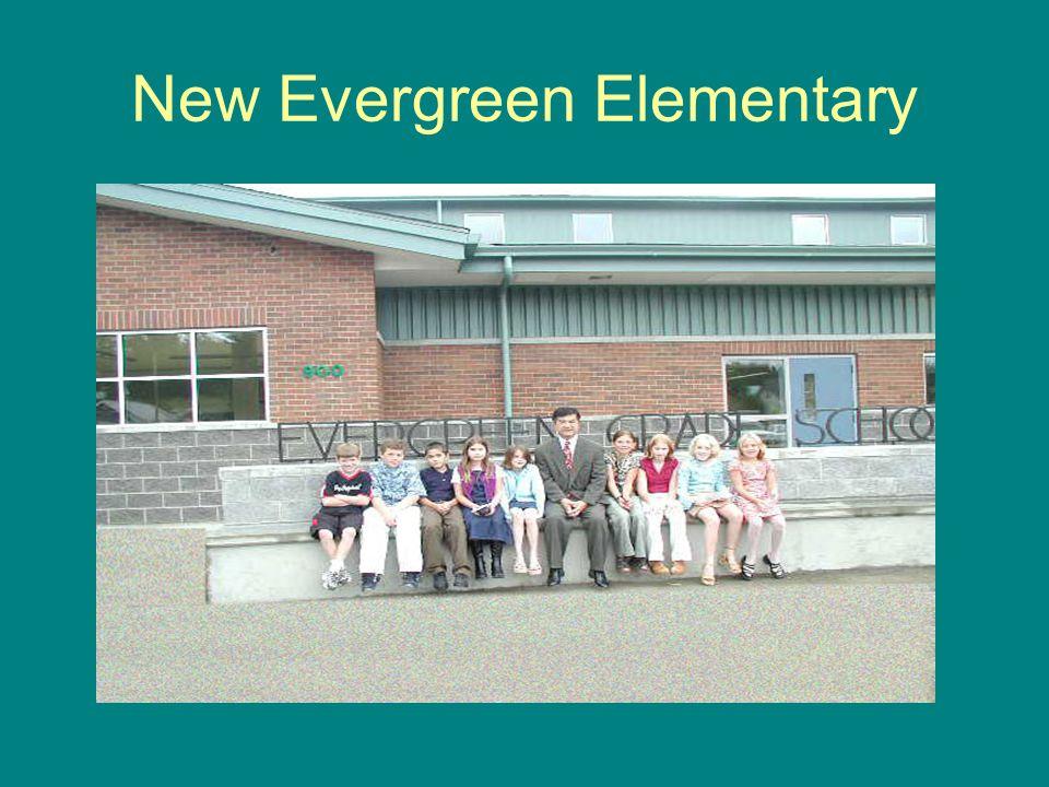 New Evergreen Elementary