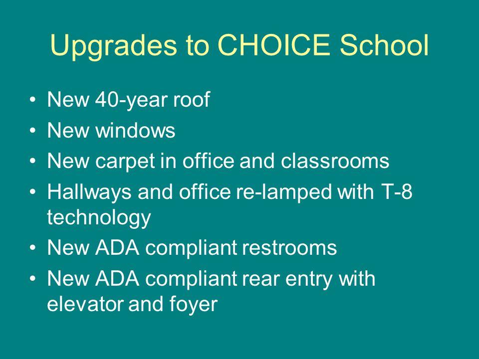 Upgrades to Shelton High School