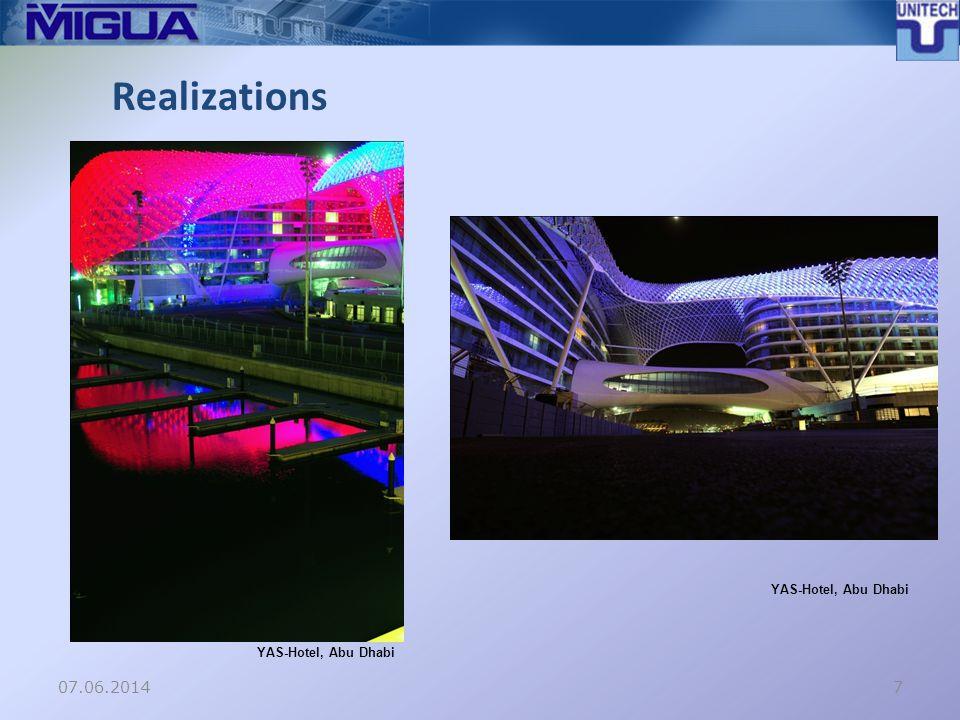 Realizations YAS-Hotel, Abu Dhabi 07.06.20147
