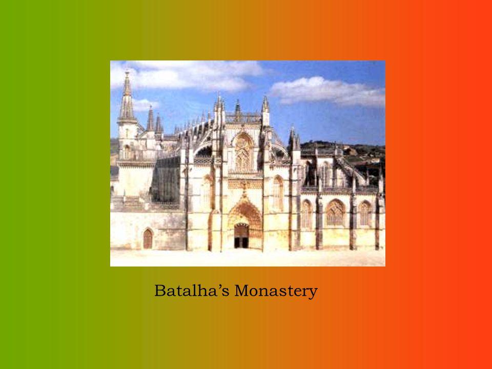 Batalhas Monastery