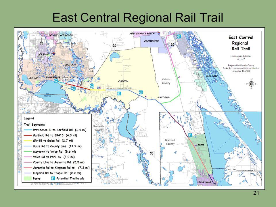 21 East Central Regional Rail Trail