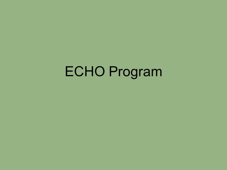 ECHO Program