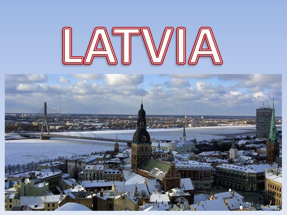 Capital – RIGA Largest cities – Riga, Daugavpils, Liepaja, Jelgava Official language – Latvian President – Valdis Zatlers Longest river – Daugava Currency – lat (Ls) Highest point – Gaizinkalns