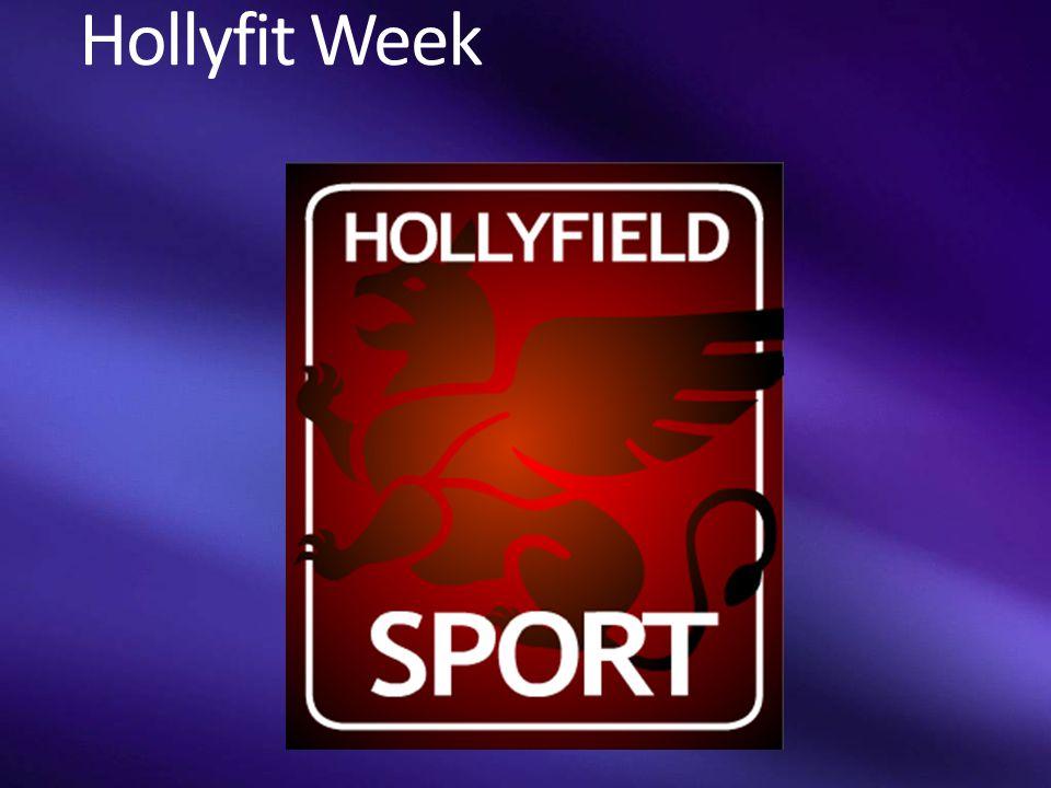 Hollyfit Week
