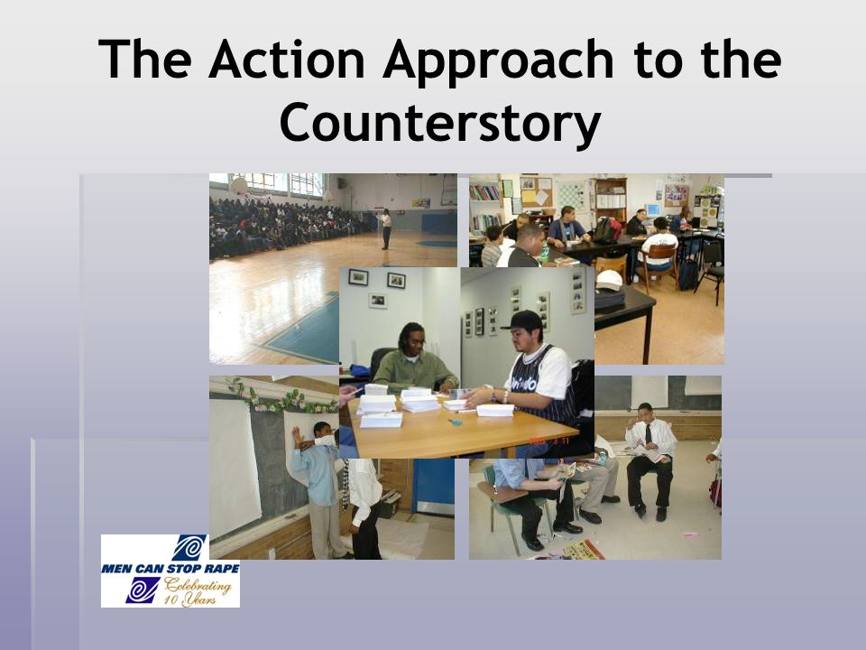 The Action Approach to the Counterstory