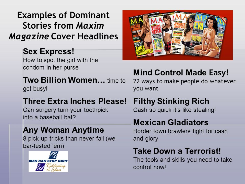 Other Dominant Stories