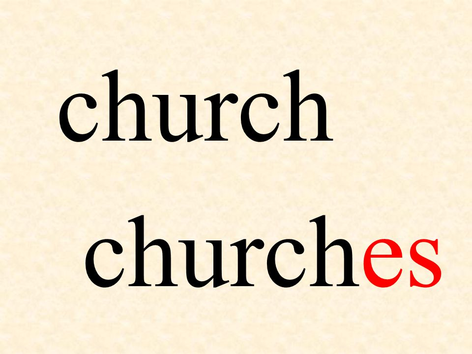 church churches