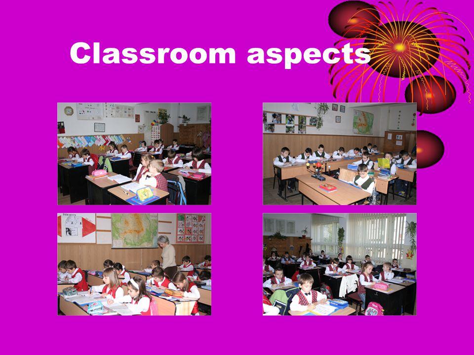 Classroom aspects