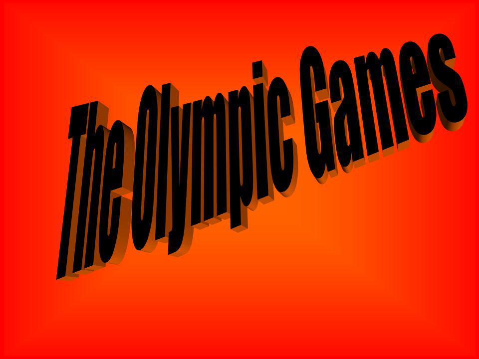 What Are Olympics.