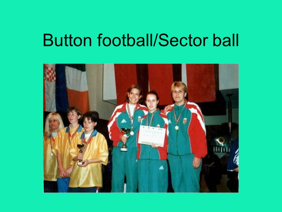 Button football/Sector ball