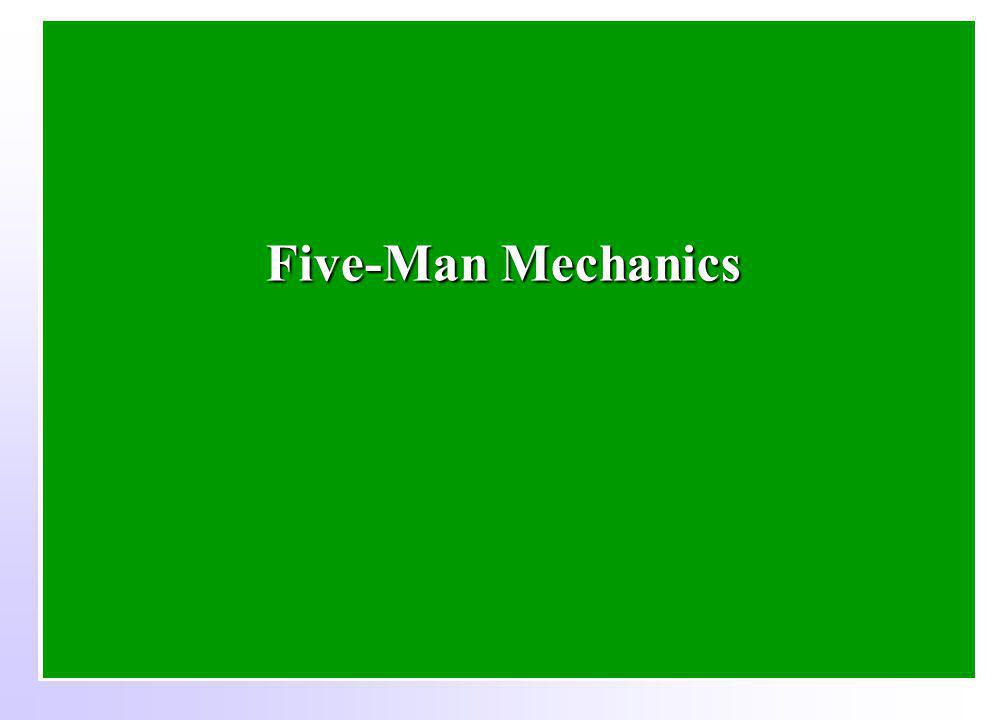 Five-Man Mechanics