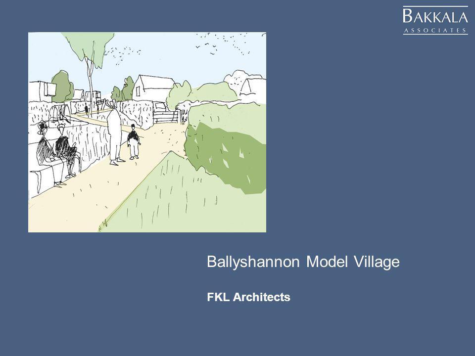 Ballyshannon Model Village FKL Architects