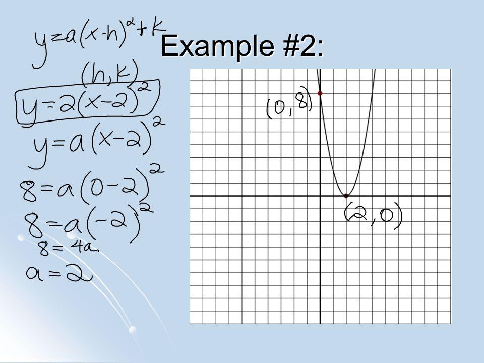 Example #2: