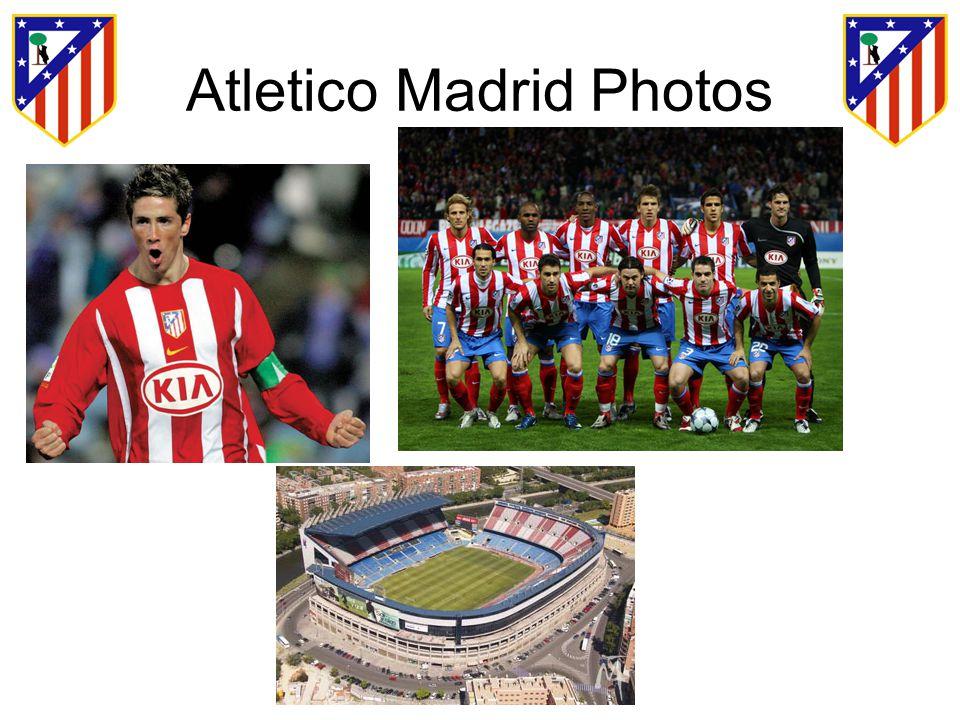Atletico Madrid Photos