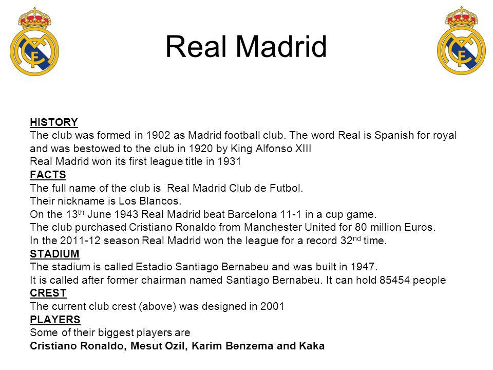 Real Madrid Photos Bernabeu Stadium Ronaldo Jose Mourinho (Manager)