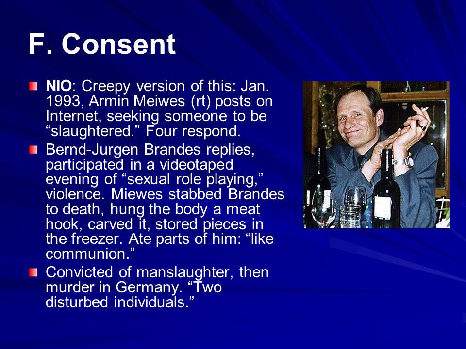 F.Consent NIO: Creepy version of this: Jan.