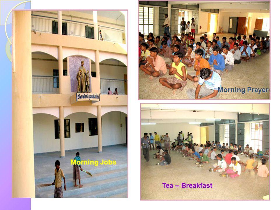 Morning Jobs Morning Prayer Tea – Breakfast Tea – Breakfast