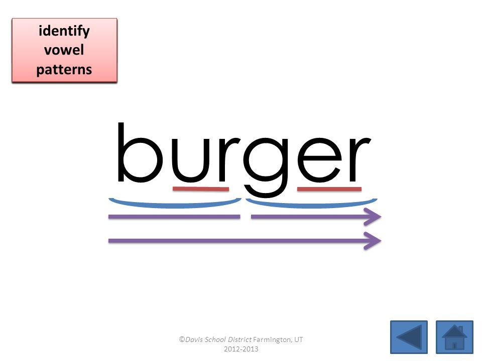 clear burgerbeardsurf eardrumreturnnursemaidfearsome gearboxjur orteardroprur al ©Davis School District Farmington, UT 2012-2013