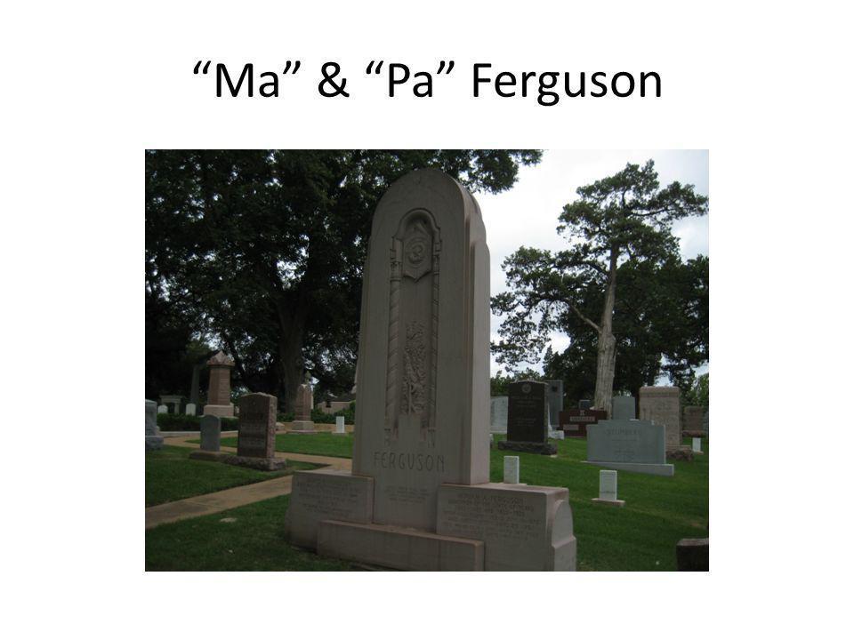 Ma & Pa Ferguson