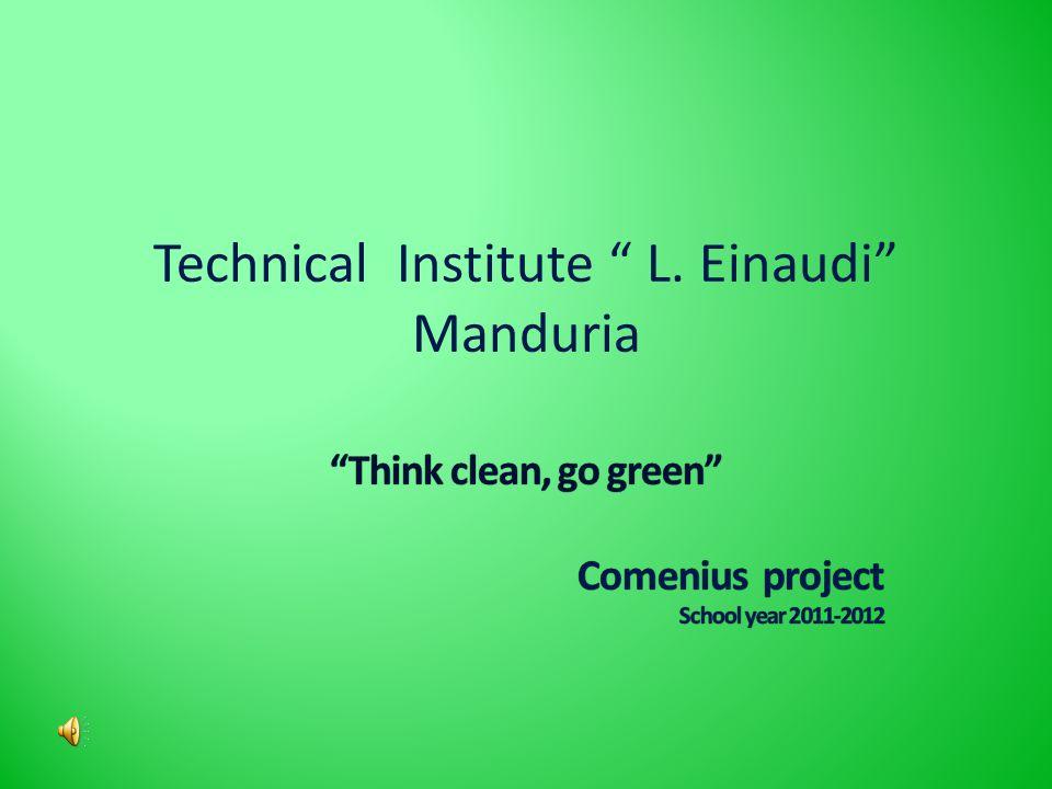 Technical Institute L. Einaudi Manduria