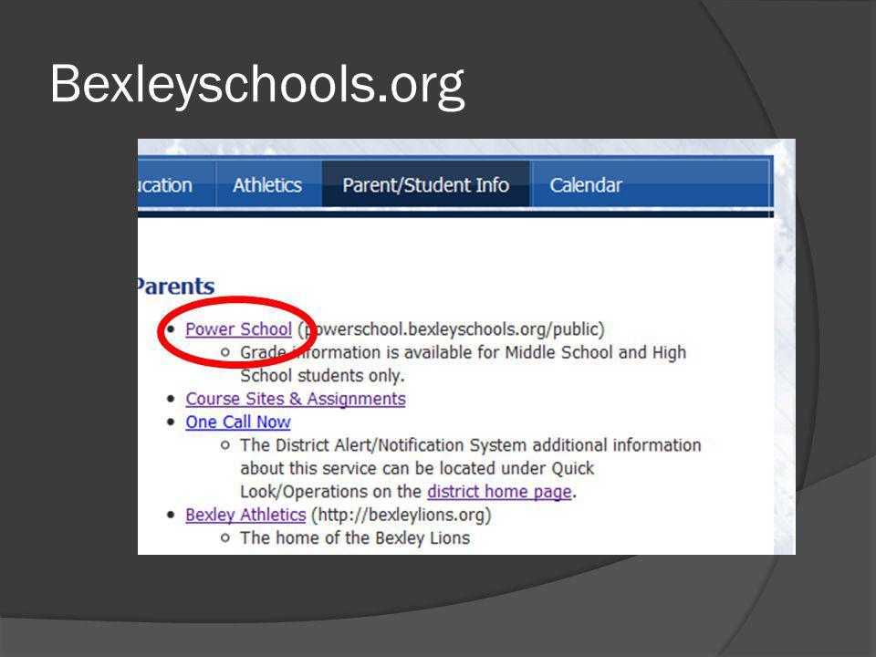 Bexleyschools.org