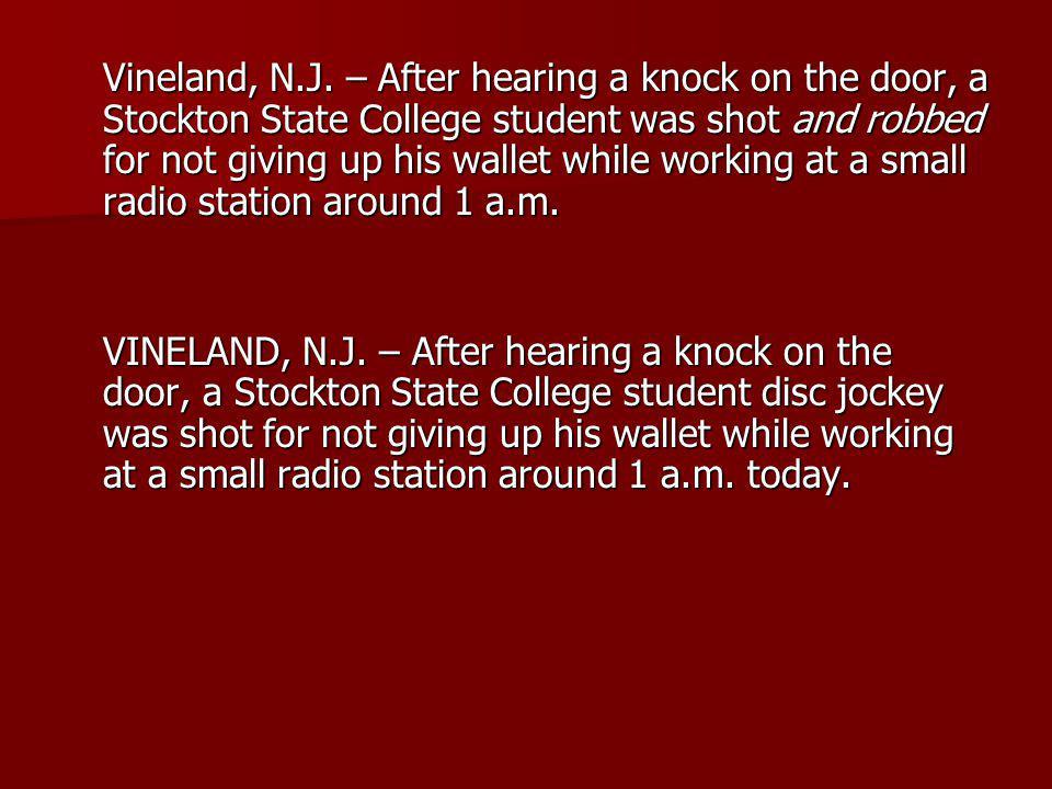 Vineland, N.J.