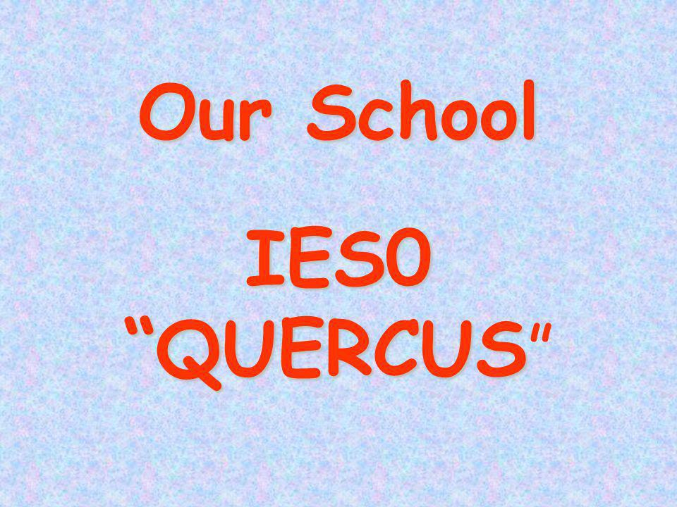 Our School IES0 QUERCUS Our School IES0 QUERCUS