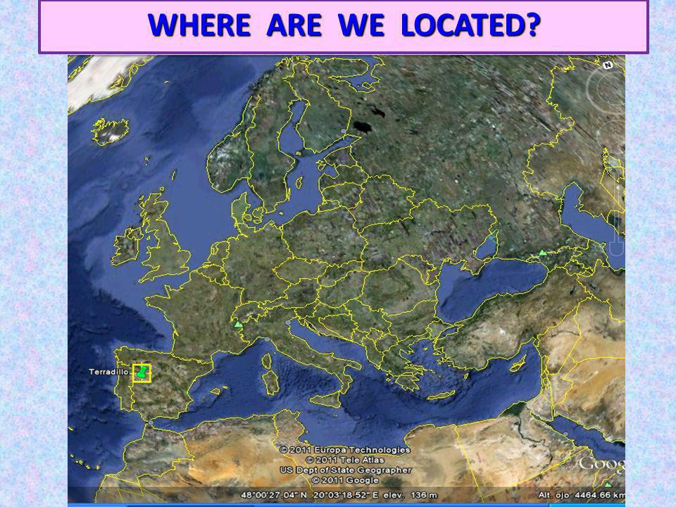 WHERE ARE WE LOCATED