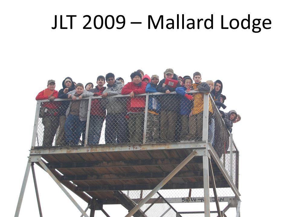 JLT 2009 – Mallard Lodge
