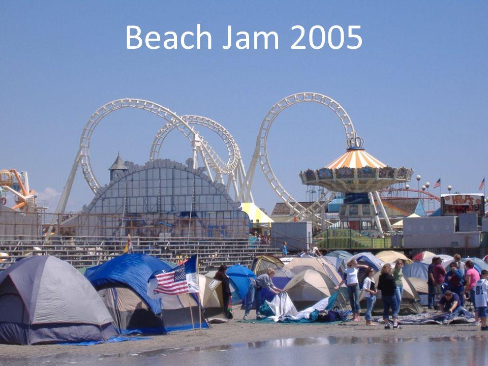 Beach Jam 2005
