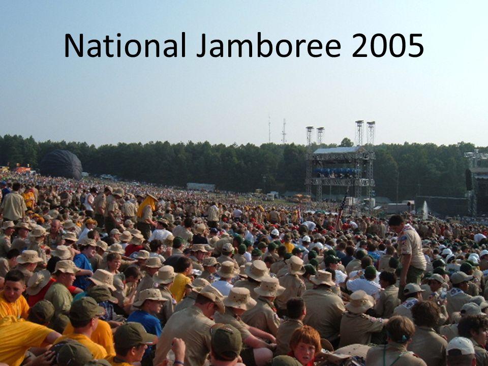 National Jamboree 2005