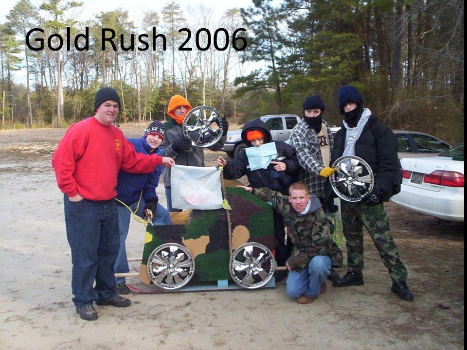 Gold Rush 2006