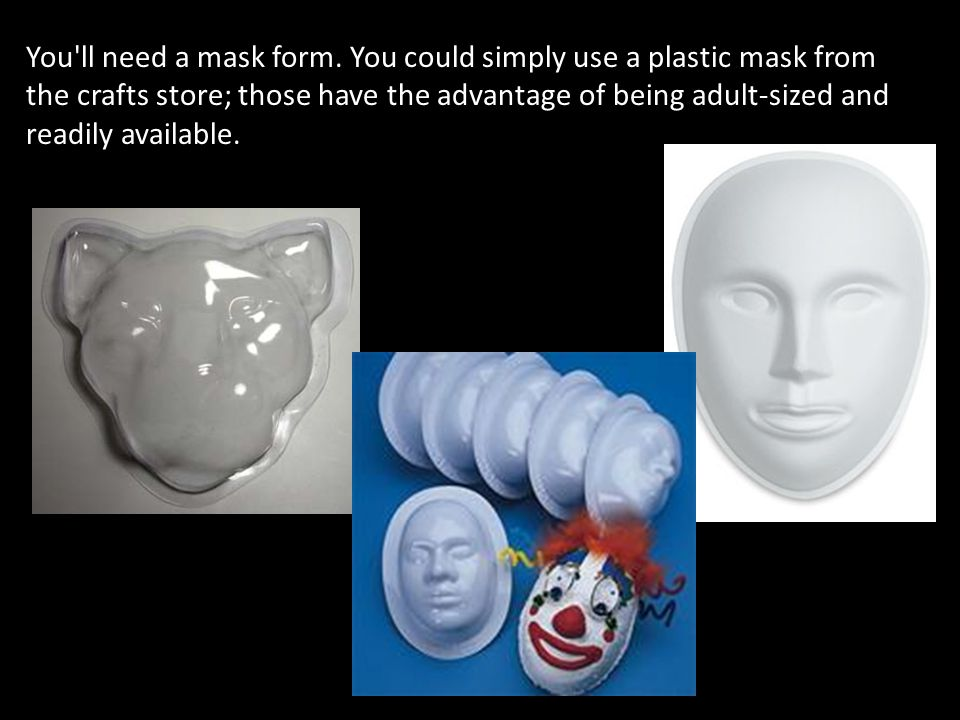 You ll need a mask form.