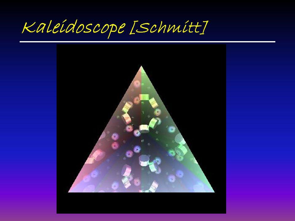 Kaleidoscope [Schmitt]