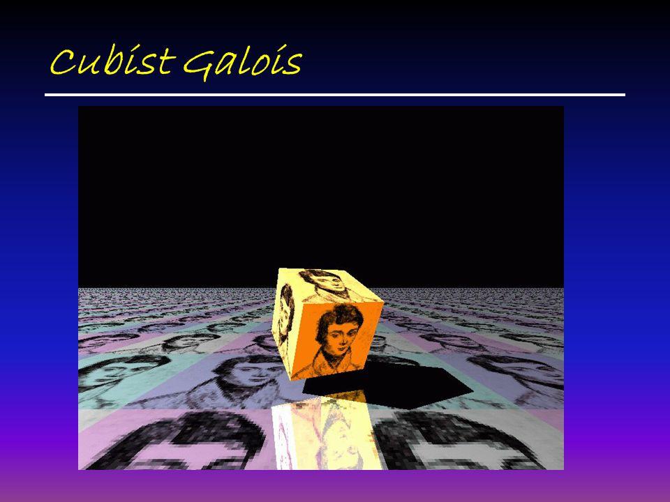Cubist Galois