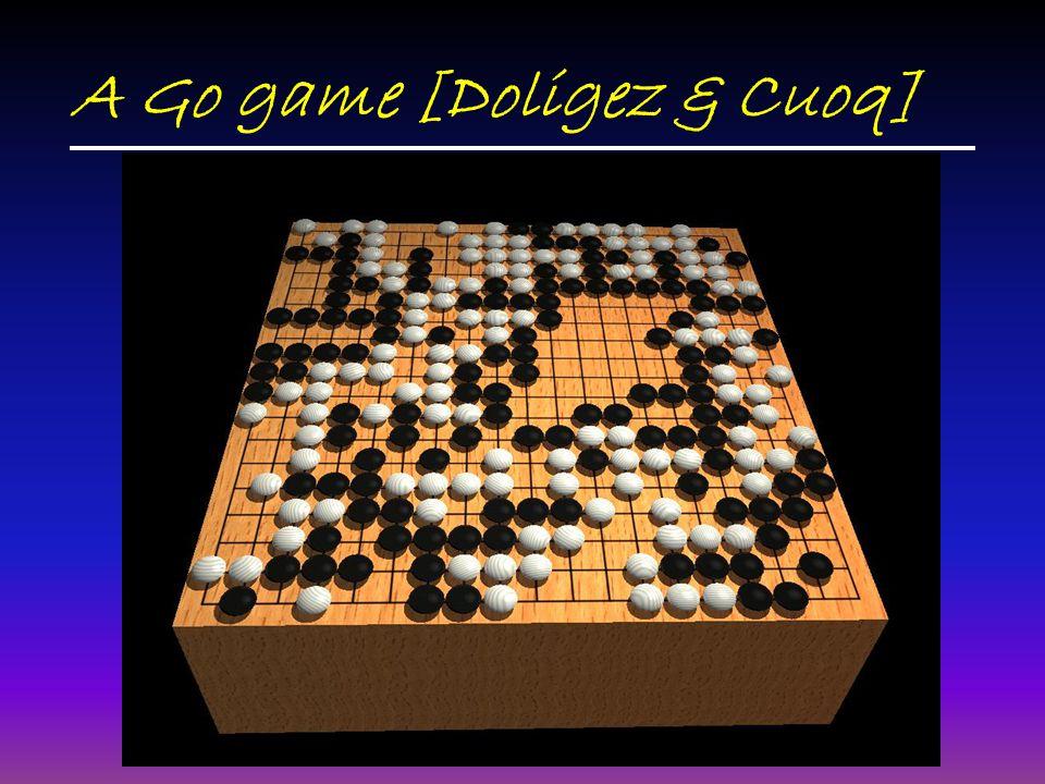 A Go game [Doligez & Cuoq]