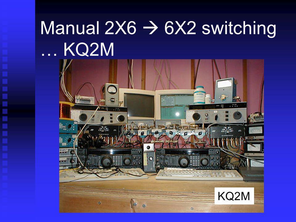 Manual 2X6 6X2 switching … KQ2M KQ2M
