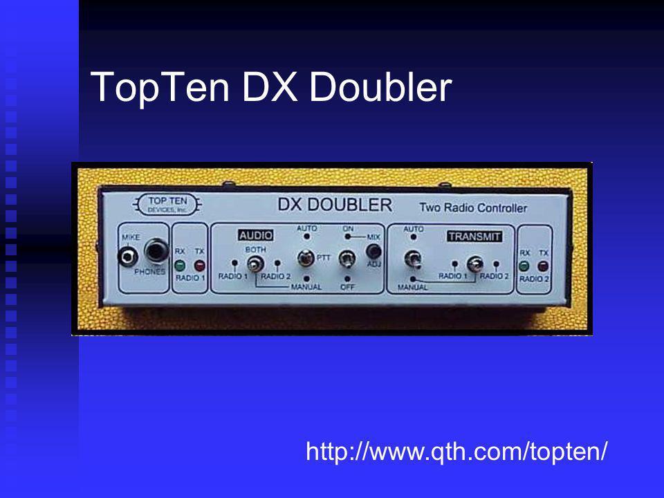 TopTen DX Doubler http://www.qth.com/topten/