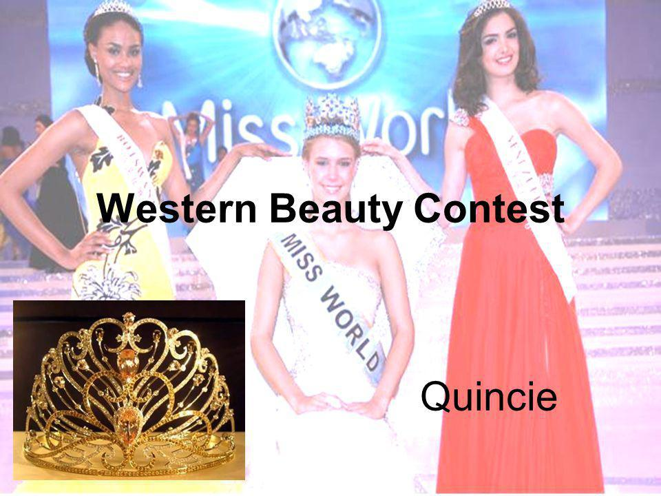 Western Beauty Contest Quincie