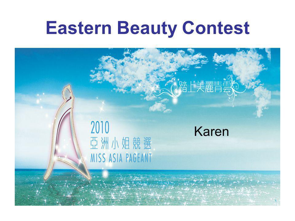 Eastern Beauty Contest Karen